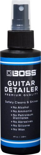 BOSS BGD-01 Guitar Detailer - Guitar Polish and Cleaner
