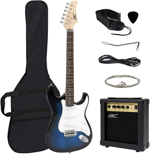 Best Choice Products Electric Guitar - Bass Guitar beginner Kits