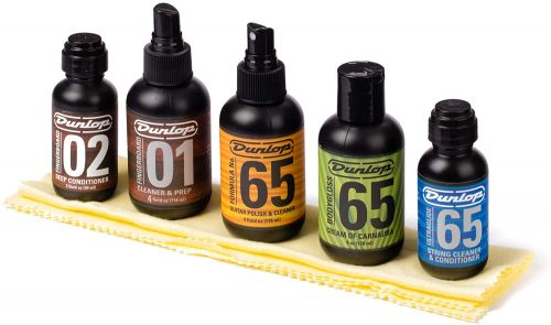 Dunlop 6500 System 65 Guitar Maintenance - Guitar Polish and Cleaner