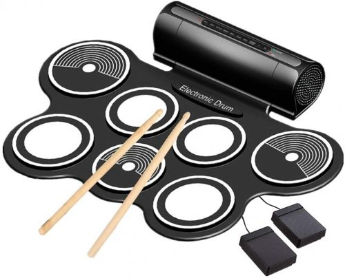 Ansee Electronic Drum - Electric Drum Pads