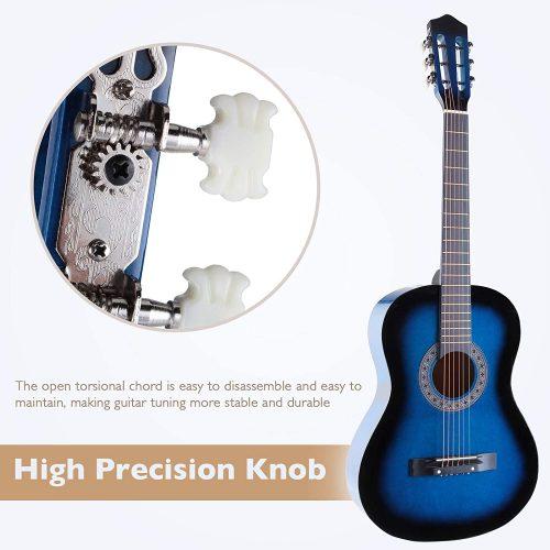 LAGRIMA 38-inch Beginner Starter Kit - guitar for kids