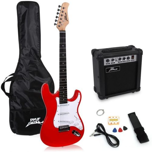 PylePro Electric Bass Guitar - Bass Guitar beginner Kits