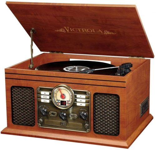 Victrola Nostalgic Turntable - Turntables With Speakers