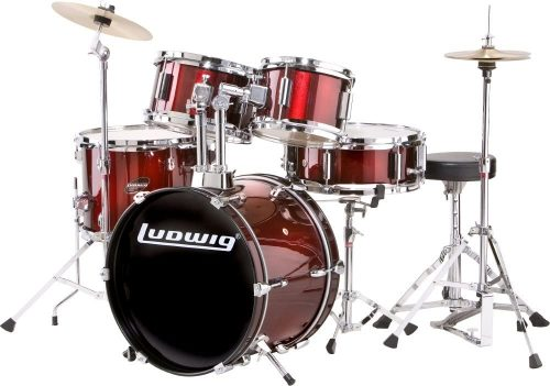 Ludwig For Kid's Drum Sets