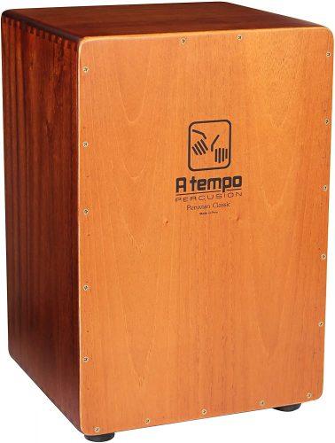 A Tempo Percussion Peruvian Classic Cajon - Drum Boxes