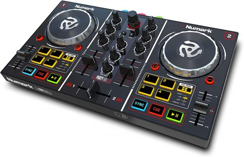 Numark Party Mix - DJ Sets For Beginners