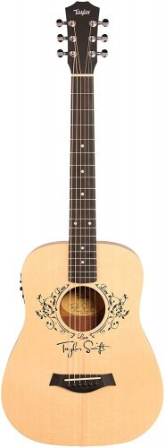 Taylor Signature Baby Taylor Acoustic-Electric - guitar for kids