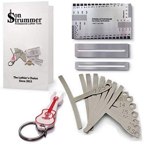 Son Strummer Luthier Tool Set - Guitar Repairing And Maintenance