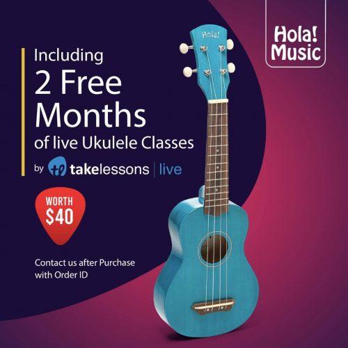 Hola! Music HM-21 - Cheap Ukuleles