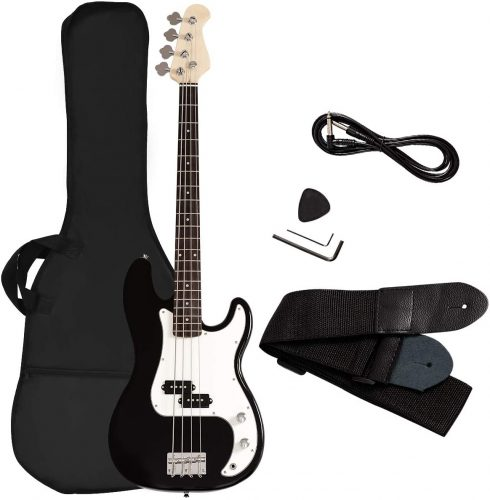 Goplus Electric Bass Guitar Kit - Bass Guitar beginner Kits