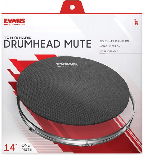 SoundOff by Evans Drum Mute - Practice Pads