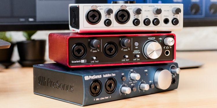 Top 10 Best Thunderbolt Audio Interfaces In 2020