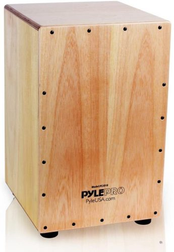Pyle PCJD18 String Cajon - Drum Boxes