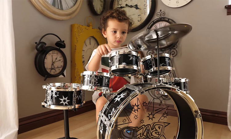 Top 10 Best Kid's Drum Sets In 2020 | Young Boy Favorite