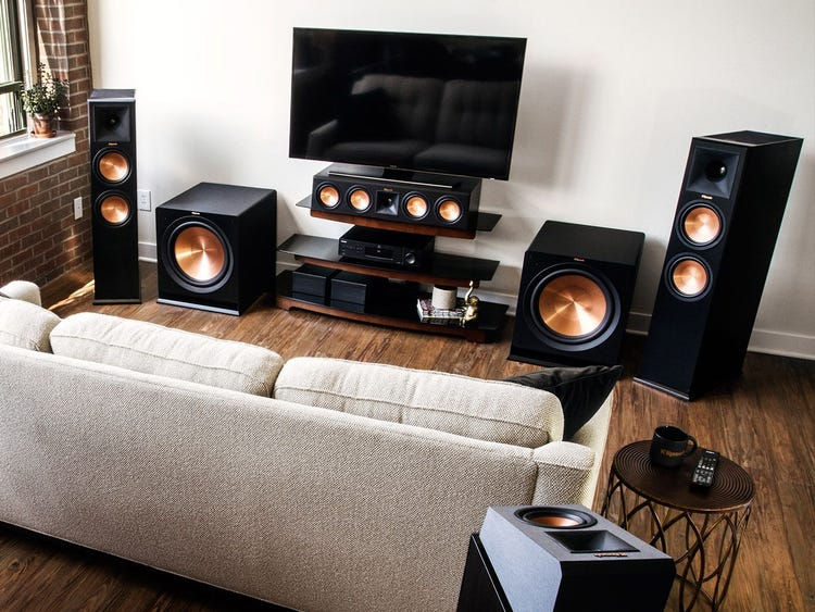 whole house audio system budget