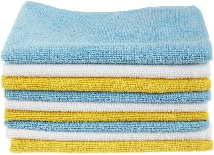 AmazonBasics Microfibre Cleaning Cloth