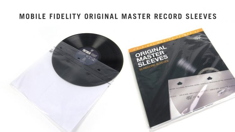 Original Master Record Sleeves - Turntable Accessories