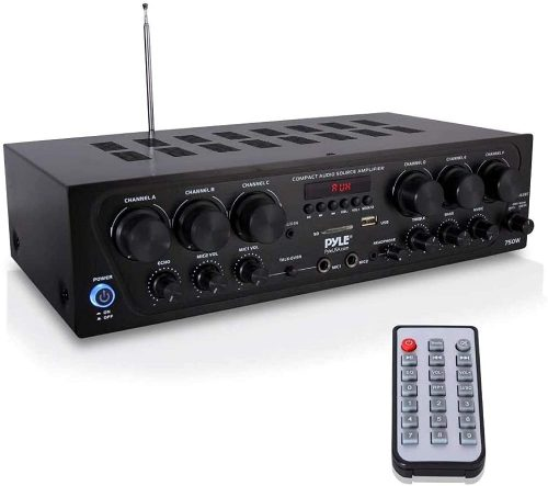 Bluetooth Home Audio Amplifier System