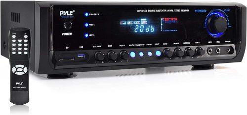 Wireless Bluetooth Power Amplifier System 300W 4 Channel