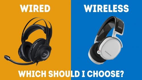 Wired Or Wireless Headphone